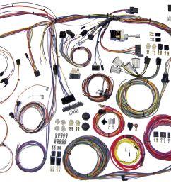 1970 72 monte carlo restomod wiring harness system [ 3312 x 1948 Pixel ]