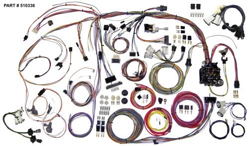 small resolution of 1970 72 monte carlo restomod wiring harness system