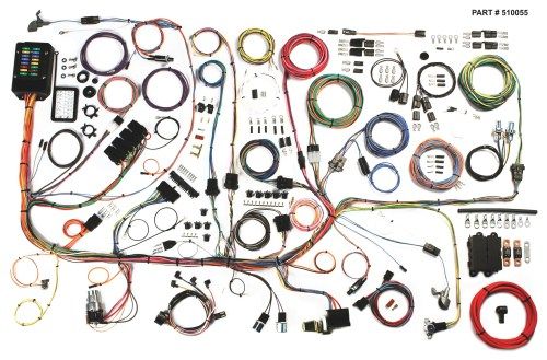 small resolution of 1967 1968 ford mustang restomod wiring system1967 68 mustang restomod wiring harness system