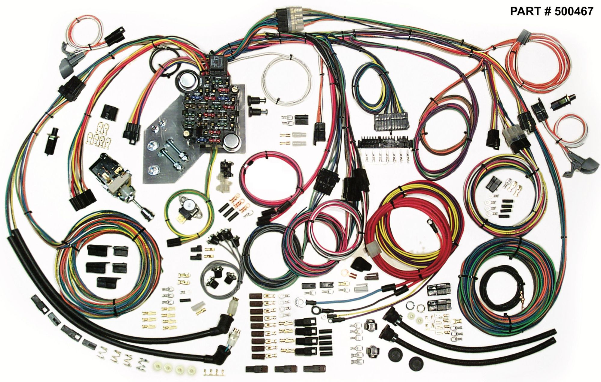 hight resolution of 1947 2nd series 1955 1st series chevrolet gmc trucks 1954 chevy wiring harness