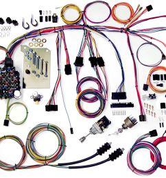 1960 66 chevrolet truck restomod wiring harness system [ 2576 x 1565 Pixel ]