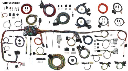 small resolution of 1983 87 chevy gmc truck restomod wiring harness system