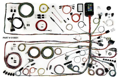 small resolution of 1957 60 ford truck restomod wiring harness system