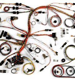 1967 72 ford truck restomod wiring harness system [ 3835 x 2305 Pixel ]