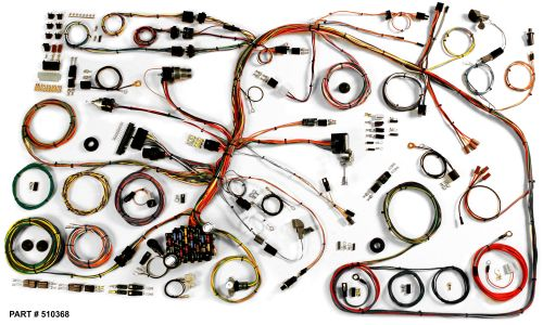 small resolution of 1967 72 ford truck restomod wiring harness system