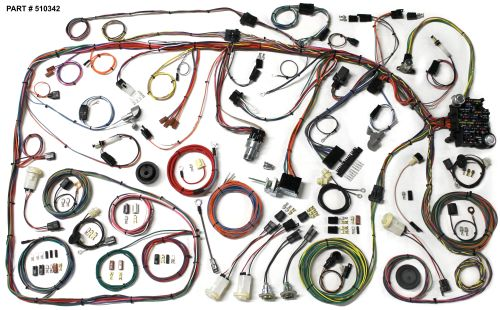 small resolution of 1973 1979 ford truck 1978 1979 ford bronco restomod wiring system 1978 ford f150 alternator wiring harness 1978 ford f150 wiring harness