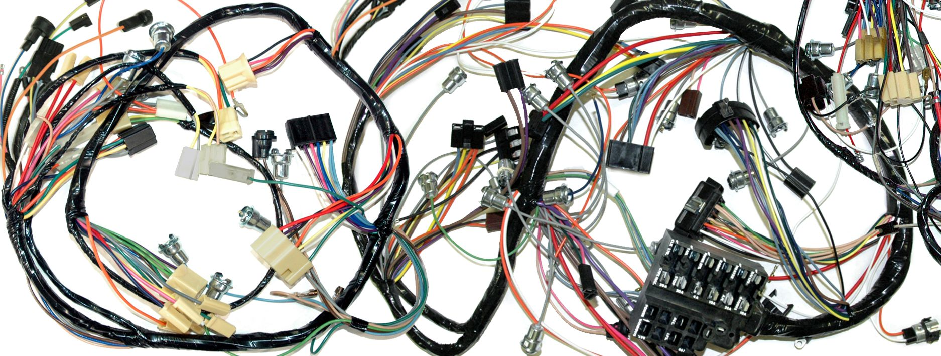 Muscle Car Wiring Harness Ewiring