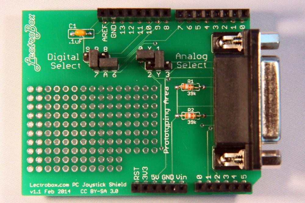 medium resolution of serial db15 joystick wiring diagram