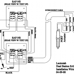 Lenco Trim Tab Switch Wiring Diagram Shakespeare Globe Theater - Flat Rocker (saf-s, Saf-ns, Sf-s Series) | Lectrotab Electromechanical ...
