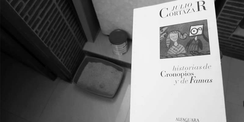 Crónica de lectura de Historias de Cronopios y Famas