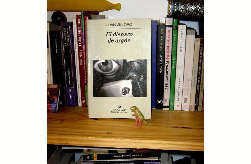 Libro El disparo de Argón - Juan Villoro