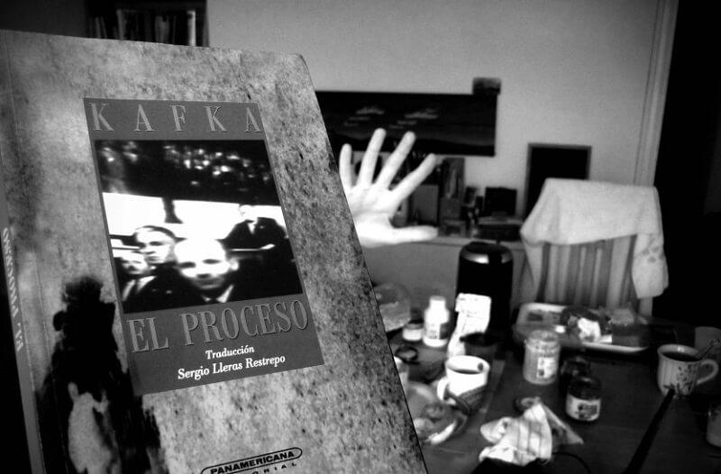 Reseña del libro El proceso - Kafka