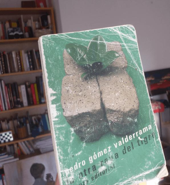 La otra raya del libro - edición Alianza editorial