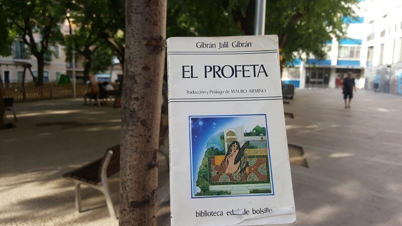 Libro el Profeta de Gibran Jalil Gibran