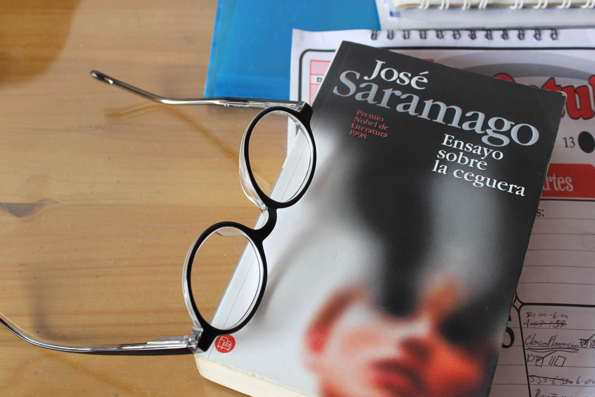 Comentario sobre ensayo sobre la ceguera de jos saramago for Ensayo sobre la ceguera