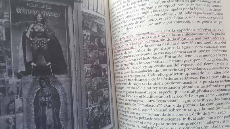La Guerra de las Imágenes: Gruzinski a propósito de México