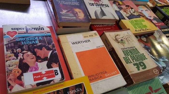 Libro Werther de Goethe - publicación Salvat