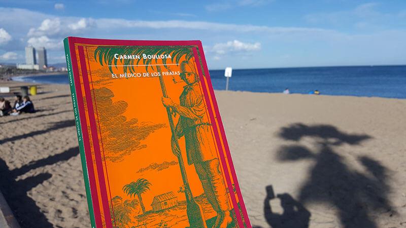 Libro Médico de los piratas - ediciones Siruela