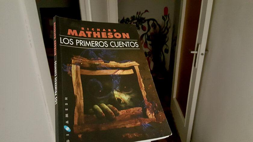 Los primeros cuentos de Richard Matheson: pura ciencia ficción