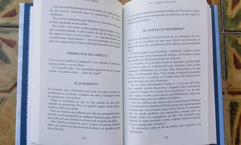 Fragmento del libro El camino del Sufi