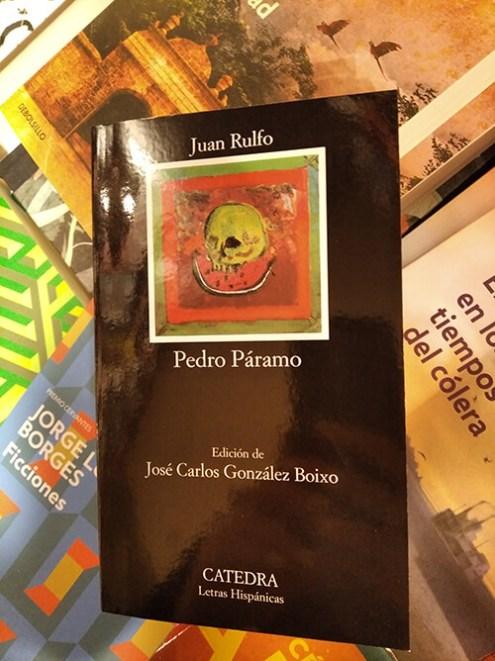 Pedro Páramo de Juan Rulfo es una de las novelas insignes de la literatura mexicana
