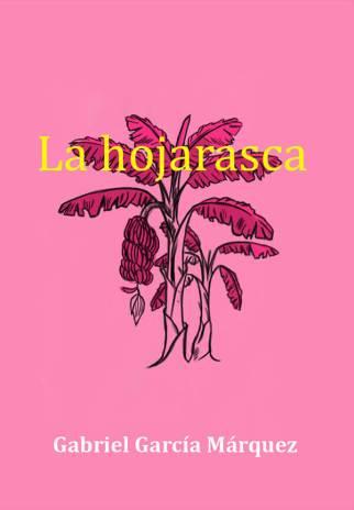 Cubierta o portada para una edición de La Hojarasca