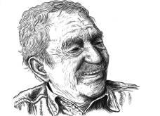 Ilustración de Gabo
