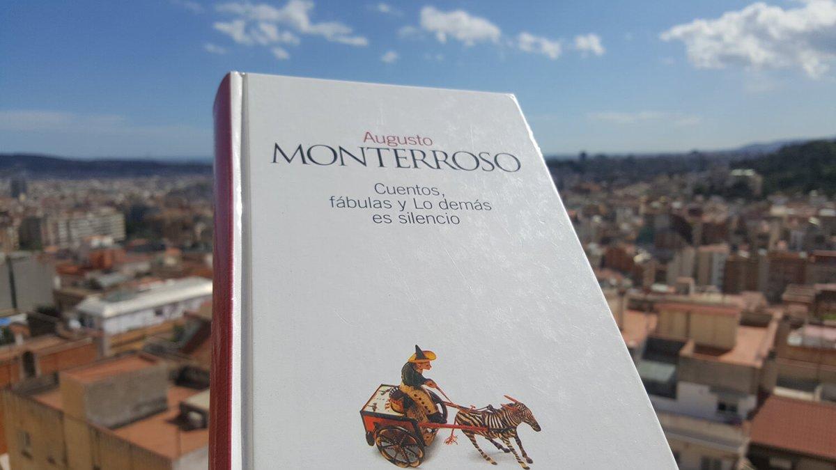 Leyendo las obras completas de Augusto Monterroso