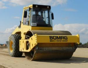 Bomag BW 214 D4 Specifications & Technical Data (2008