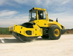 Bomag BW 214 DH4 Specifications & Technical Data (2007
