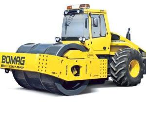 Bomag BW 332 DEEP Impact Specifications & Technical Data