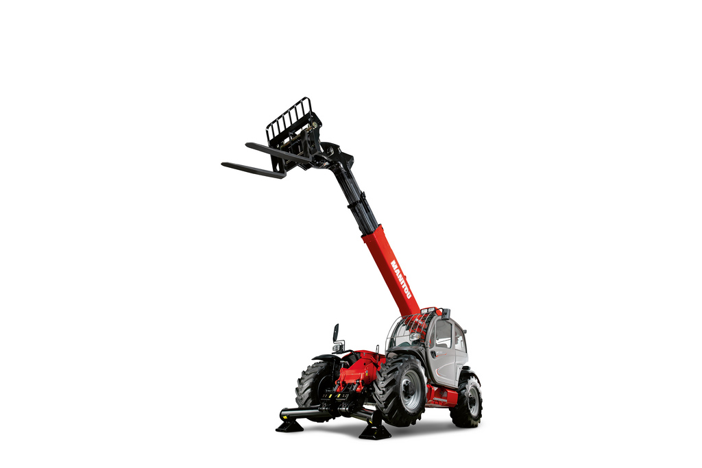 Manitou MT 1335 H Easy Specifications & Technical Data