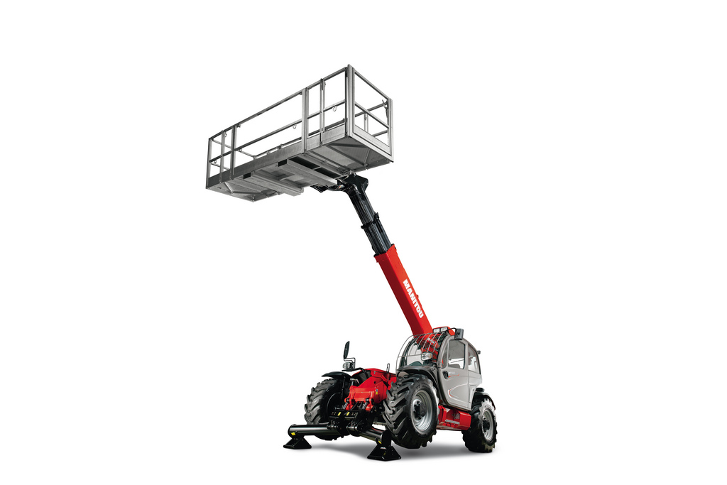 Manitou MT 1335 HA Easy Specifications & Technical Data