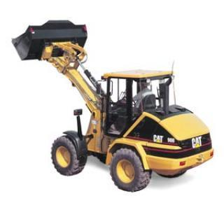caterpillar 908 specifications technical
