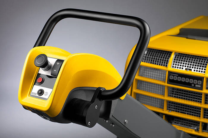 Wacker Neuson Dpu 110 Fiche Technique Amp Specifications