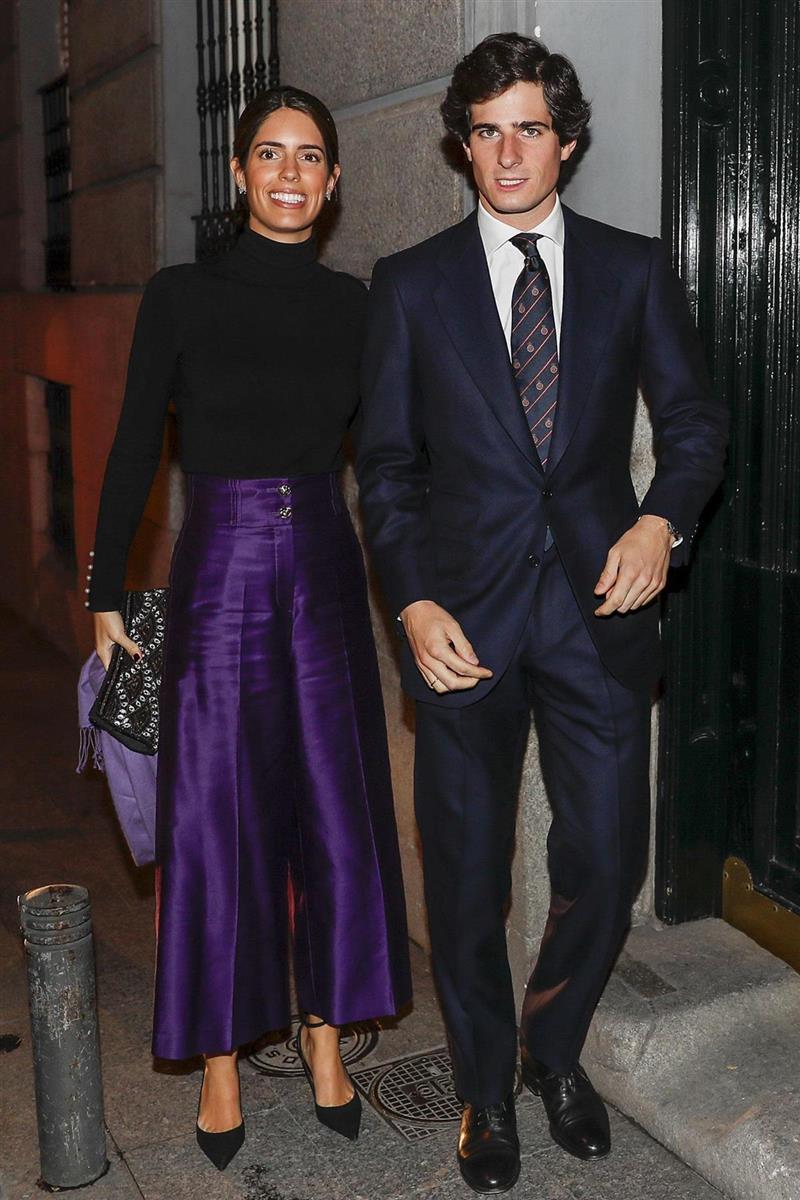 Todo sobre Beln Corsini nueva pareja de Carlos FitzJames Stuart hijo