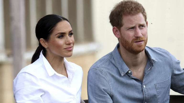Meghan Markle and Prince Harry may still be using their social media accounts
