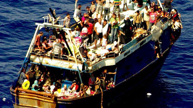 L'union européenne et les migrations