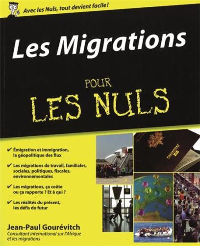 Les migrations pour les Nuls  Les migrations pour les Nuls