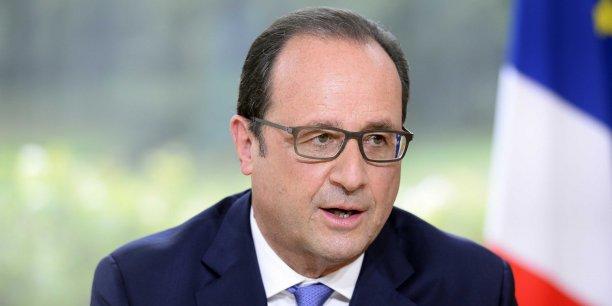 La poudre aux yeux du président Hollande