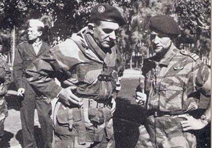 Chateau Jobert Demi-Brigade Coloniale de Commandos Parachutistes S.A.S