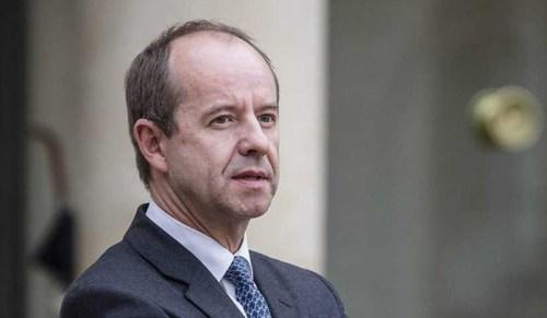 Le nouveau ministre de la Justice, Jean-Jacques Urvoas