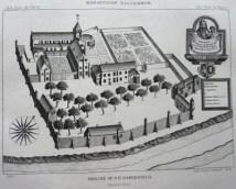 Abbaye d'Argenteuil