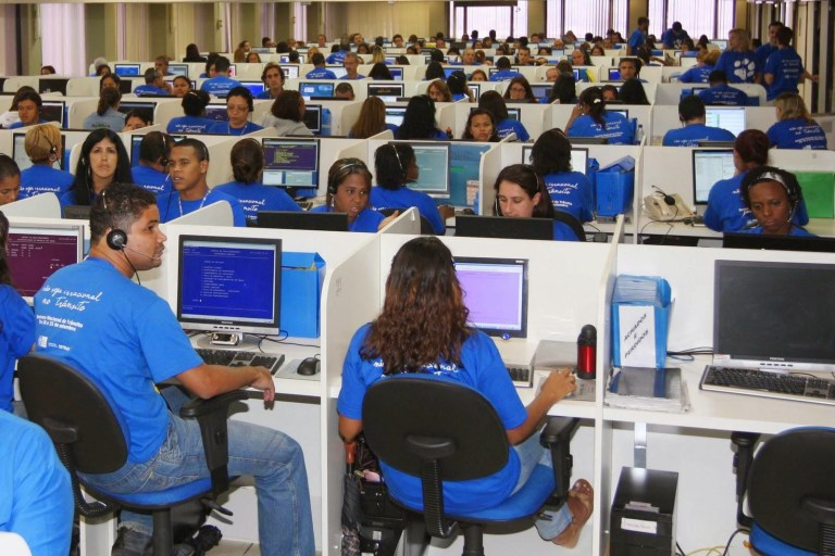 Allô maman ? Non, Ivory Coast call centers !