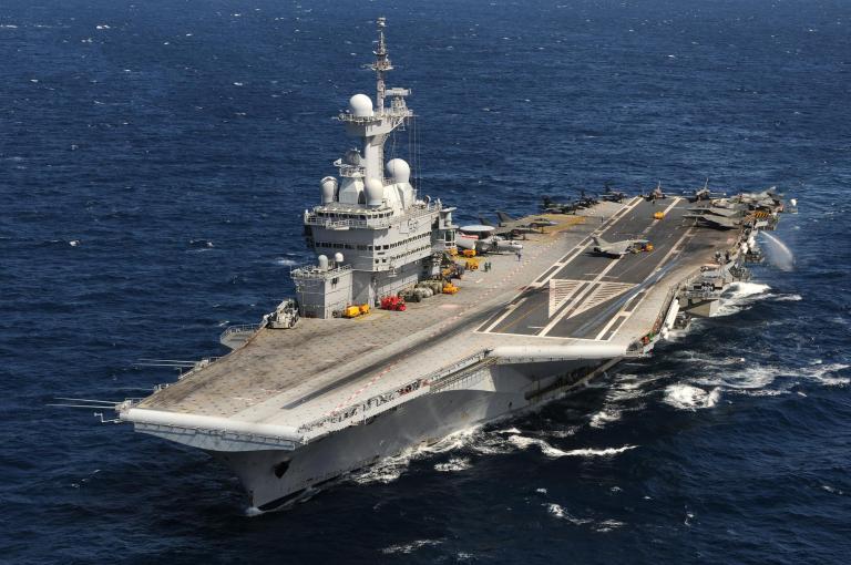 Un second porte-avions pour la France ?