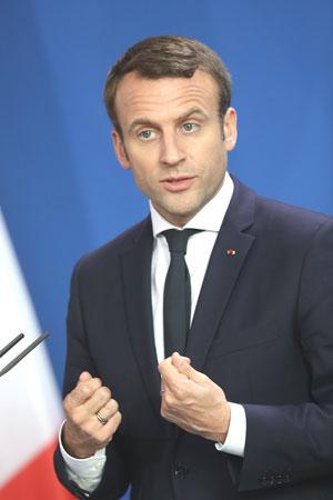 La CSG Macron pour tous