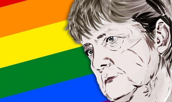 """Le vote éclair du """"mariage"""" homosexuel: la dernière manœuvre de Merkel"""