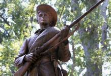 Silent Sam monuments