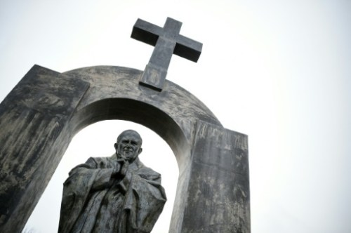 Ploërmel : « J'ai bon espoir de maintenir la statue intacte »