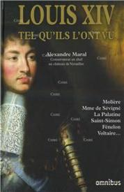 Maral Louis XIV tel qu´ils l´ont vu